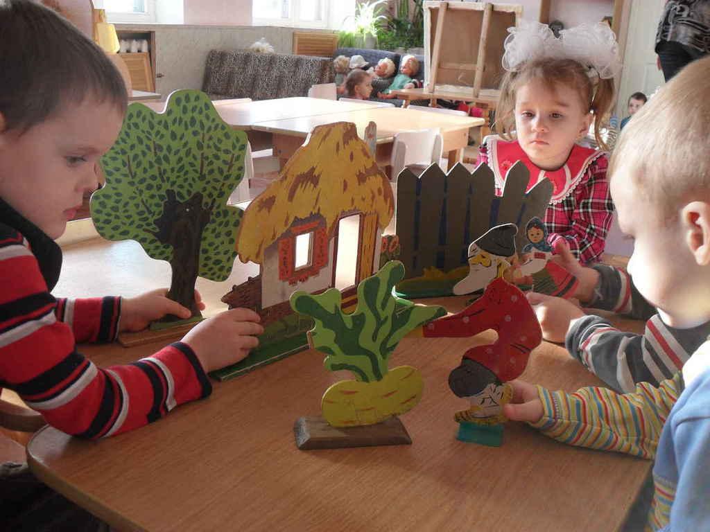 Структурное подразделение детский
